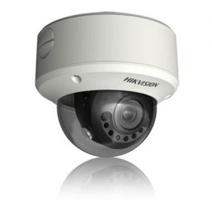 Hikvision-CCD-DS-2CC51A7P(N)-VPIR(H) Vandal-proof & Weatherproof WDR Dome Camera