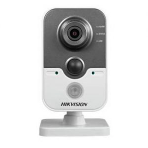 Hikvision-Cube Camera-DS-2CD2412F-I(W) 1.3MP IR Cube Network Camera