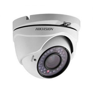 Hikvision-DIS-DS-2CE5582P(N)-VFIR3 600TVL Vari-focal IR Dome Camera