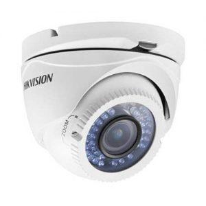 Hikvision-DIS-DS-2CE55A2P(N)-VFIR3 700TVL Vari-focal IR Dome Camera
