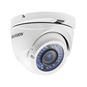 Hikvision-DIS-DS-2CE55C2P(N)-VFIR3 720TVL Vari-focal IR Dome Camera