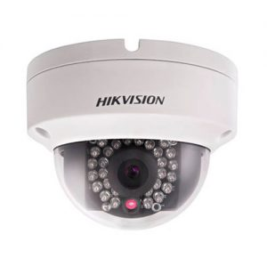Hikvision-Fix Dome Camera-DS-2CD2112-I 1.3MP IP66 Network Mini Dome Camera