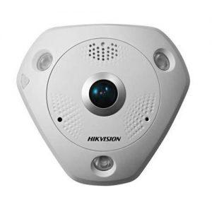 Hikvision-IR Fisheye Camera-DS-2CD6332FWD-I(V)(S) 3MP WDR Fish-eye Network Camera
