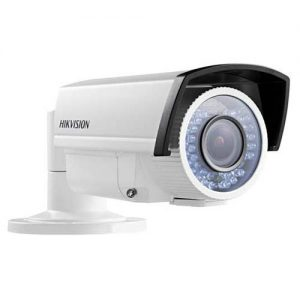 Hikvision-Vari-focal Bullet-Turbo HD-DS-2CE16C5T-(A)VFIR3 Turbo HD720P Outdoor Vari-focal IR Bullet Camera