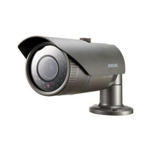 Samsung-Analog-Bullet-High Resolution 12x Weatherproof-SCO-2120R