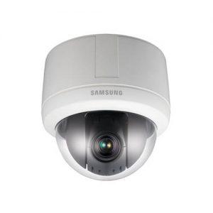 Samsung-Analog-PTZ Camera-High Resolution-SCP-3120