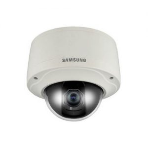 Samsung-Analog-Vandal-Resistant Dome-High Resolution-SCV-3120