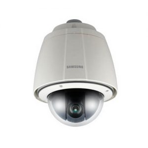 Samsung-IP Camera-PTZ Dome-4 CIF-SNP-3302H