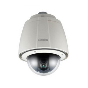 Samsung-IP Camera-PTZ Dome-4 CIF-SNP-3371TH