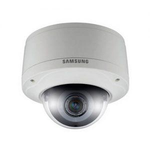 Samsung-IP Camera-Vandal-Resistant Dome-3 Megapixel-SNV-7082
