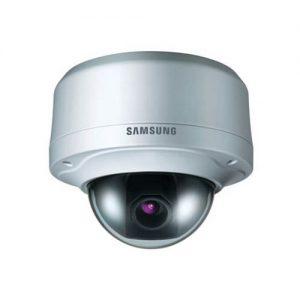 Samsung-IP Camera-Vandal-Resistant Dome-4 CIF-SNV-3080