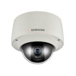 Samsung-IP Camera-Vandal-Resistant Dome-4 CIF-SNV-3082