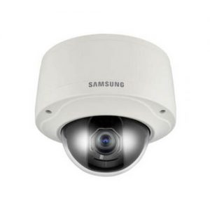 Samsung-IP Camera-Vandal-Resistant Dome-4 CIF-SNV-3120