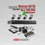 Paket-CCTV-Hikvision-700TVL