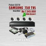 Paket-CCTV-Samsung-750TVL